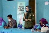Anggota DPD Jihan Nurlela ingatkan jaga dua bangunan bersejarah di Lampung