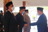 Wali kota melantik Direktur dan Dewan Pengawas PDAM Kota Magelang