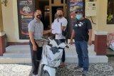 Tim Puma Polres Lotara berhasil amankan sepeda motor curian