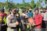 Desa Simpang Naneng Juara I Pos PPKM Mikro di Bartim