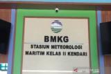 BMKG Sultra imbau untuk mewaspada gelombang tinggi dampak siklon tropis Choi-Won