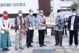 Pemprov NTB menyerahkan bantuan uang Rp456 juta untuk Palestina