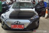 Kabupaten Konawe Utara-Sultra beralih ke kendaraan dinas listrik