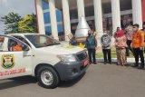 Bandarlampung pinjamkan satu unit mobil pikep kepada Basarnas Lampung