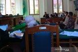 Mantan ajudan Nurdin Abdullah mengakui terima uang miliaran rupiah untuk dibawa ke rumah jabatan