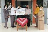 Bank Jateng - Univet bersinergi bangun Masjid Sahid