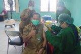 Sebanyak 2.309 guru di Palangka Raya telah divaksin COVID-19