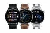Huawei hadirkan jam tangan pintar Watch 3 dan Watch 3 Pro