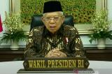 Wapres Ma'ruf optimistis Indonesia jadi produsen halal terbesar dunia