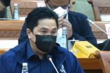 Erick Thohir ajukan anggaran Kementerian BUMN 2022 sebesar Rp208,2 miliar