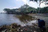 Penanganan genangan di objek wisata Loang Baloq terkendala alat