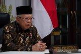 Wapres dan Menkopolhukam bahas percepatan kesejahteraan warga Papua