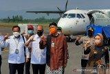 Citilink torehkan sejarah di Bandara Purbalingga