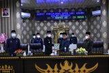 Bupati Waykanan hadiri Rapat Paripurna Raperda pertanggungjawaban APBD 2020