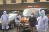 Dua pemakai narkoba di Tanjung Priok terindikasi positif COVID-19