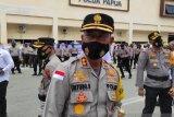 11 terduga teroris di Merauke terlibat kasus Jakarta dan Makassar