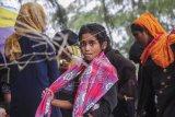 81 orang etnis Rohingnya terdampar di Aceh Timur