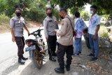 Hendak konvoi Kelulusan, sejumlah pelajar dicegat polisi di Lombok Utara