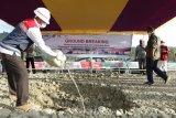 Kementerian PUPR membangun 107 rumah khusus di Dompu NTB
