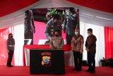 Polda Sulut ikut resmikan 100 ribu rumah untuk PNPP