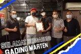 Aktor Gading Marten akuisi Persikota Tangerang