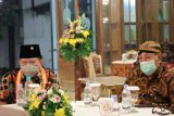 Ketua DPD siap perjuangkan dana budaya untuk Keraton Surakarta