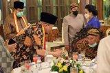 Bertemu PB XIII, LaNyalla inginkan DPD dan keraton Nusantara bangun keutuhan NKRI