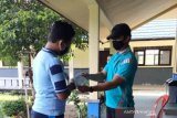 Pengumuman kelulusan SMP di Gumas terapkan protokol kesehatan