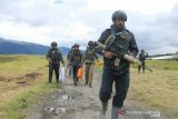Kontak senjata sengit selama tiga jam berlangsung di Bandara Ilaga