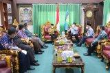 Bupati Pringsewu terima kunjungan Ombudsman RI