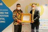Bank Banten raih Infobank Digital Brand Award 2021