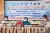 BKIPM-PKK Kendari edukasi warga terkait identivikasi ikan aman dikonsumsi