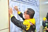 Bupati Mesuji tandatangani MoU tentang ODF dengan 12 desa