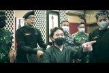 Noah-TNI AL menyanyikan hymne kenang 40 hari gugurnya awak Nanggala 402