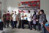 Komisi I DPRD Kapuas kaji penegakkan prokes dua wilayah Kalsel