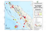 Sepekan, 48 gempa guncang Sumut-Aceh