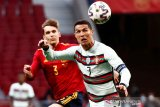 Spanyol-Portugal imbang jelang Piala Eropa