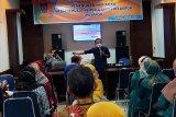 DP3AP2KB Padang  serukan kepedulian cegah pelecehan terhadap  anak
