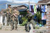 Marinir Indonesia dan Amerika berlatih perang kota di Jatim