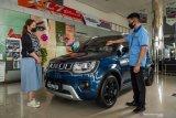 Pembelian mobil dengan Suzuki Finance naik 5 persen