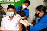 Pemberian vaksinasi untuk lansia Barut masih rendah