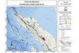 BMKG catat terjadi 48 kali gempa bumi di Sumut-Aceh dalam sepekan
