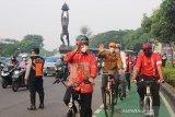 Pemprov DKI fasilitasi sepeda untuk alat transportasi masyarakat