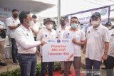 BNI salurkan KUR kepada petani binaan IPB University