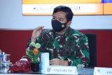 Panglima TNI rapat penanganan COVID-19 di Kabupaten Kudus