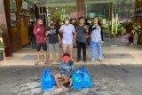 Polresta Padang tangkap seorang anak mencuri di toko seluler