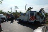 Mobil pick up terbalik di Jerowaru, tiga warga Sakbar meninggal