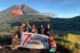 Perwira TNI sukses daki tujuh puncak Sembalun termasuk Gunung Rinjani