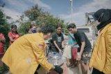 Mahasiswa Untidar Magelang bantu korban banjir di NTT