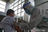 Di Sultra, Vaksinasi COVID-19 telah mencakup 6.222 lansia